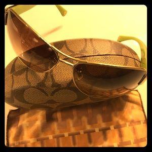 Coach Ladies Sunglasses